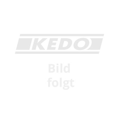 Seitendeckelaufkleber-Set 'Enduro XT', rechts+links, schwarz (Schrift weiß)